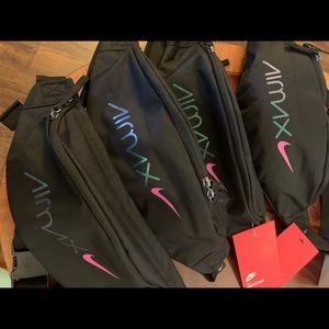 Nike Heritage Air Max Hip Pack Crossbody Belt Bag